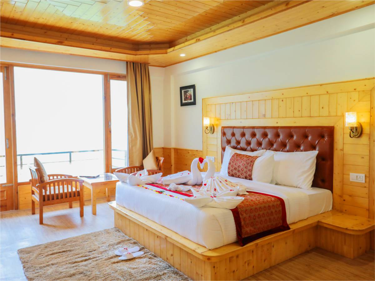 Manali Hotel Rooms